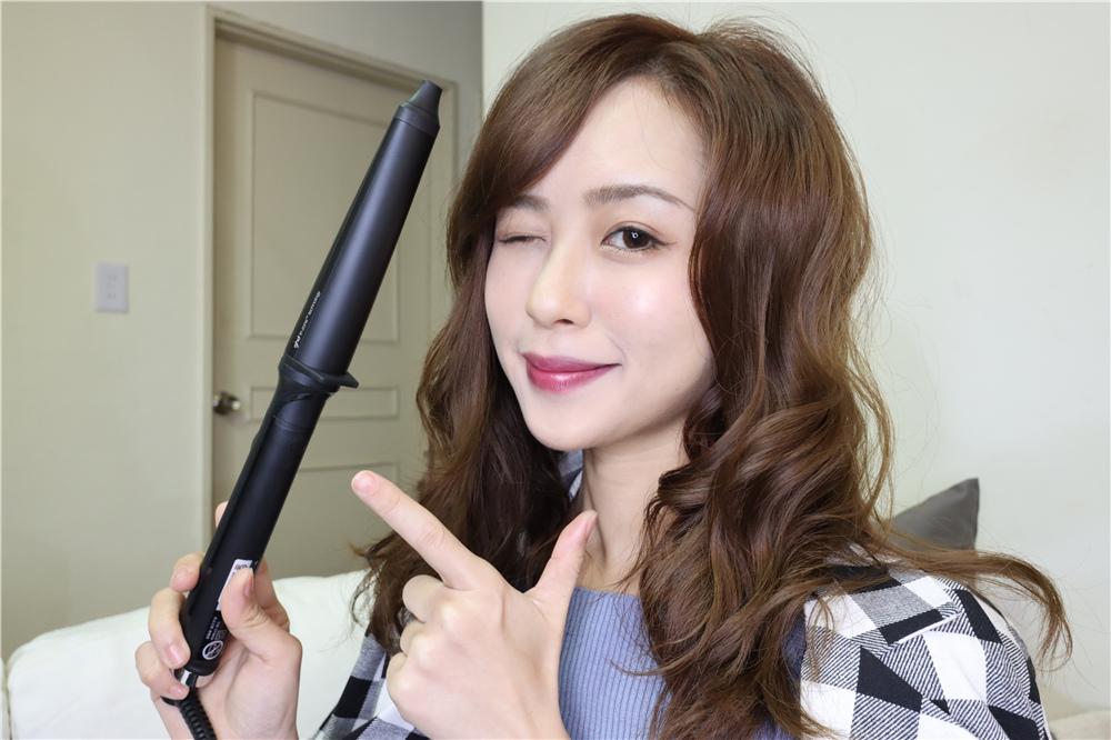 〖 造型 〗ghd 渡假造型杖開箱 日常捲髮造型教學|Rough99 (24).JPG