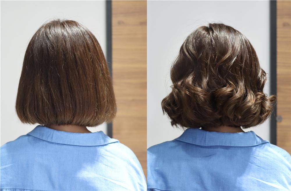 〖 整髮器 〗短髮也可以輕鬆上捲| FUJITEK富士電通 自動捲髮器 陶瓷加熱管 無線充電方便攜帶  (1).jpg