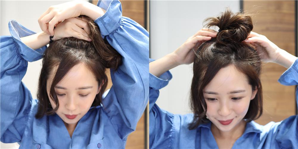 〖 整髮器 〗短髮也可以輕鬆上捲| FUJITEK富士電通 自動捲髮器 陶瓷加熱管 無線充電方便攜帶  (21).JPG