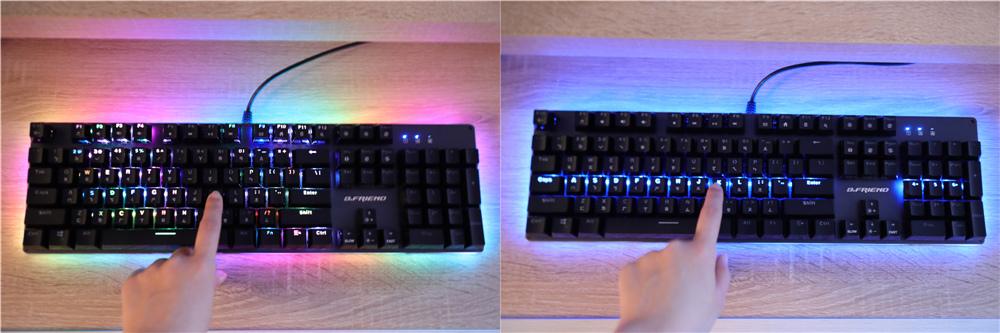 〖 鍵盤 〗B.Friend 電競系列CK1機械光軸有線鍵盤 炫彩RGB燈光 開箱分享|平價電競鍵盤推薦 (14).jpg