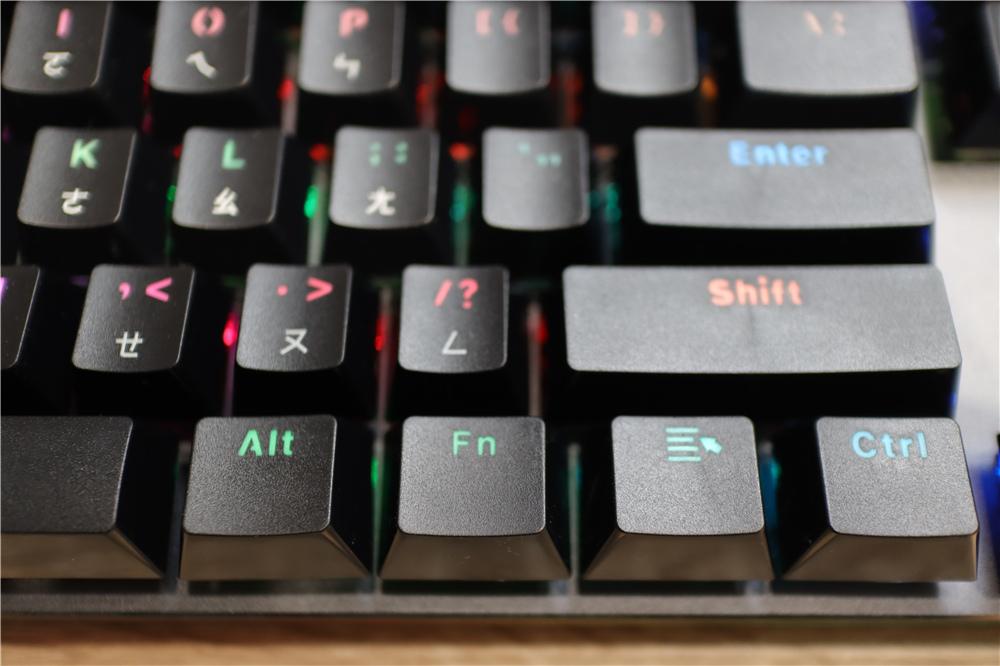 〖 鍵盤 〗B.Friend 電競系列CK1機械光軸有線鍵盤 炫彩RGB燈光 開箱分享|平價電競鍵盤推薦 (22).JPG