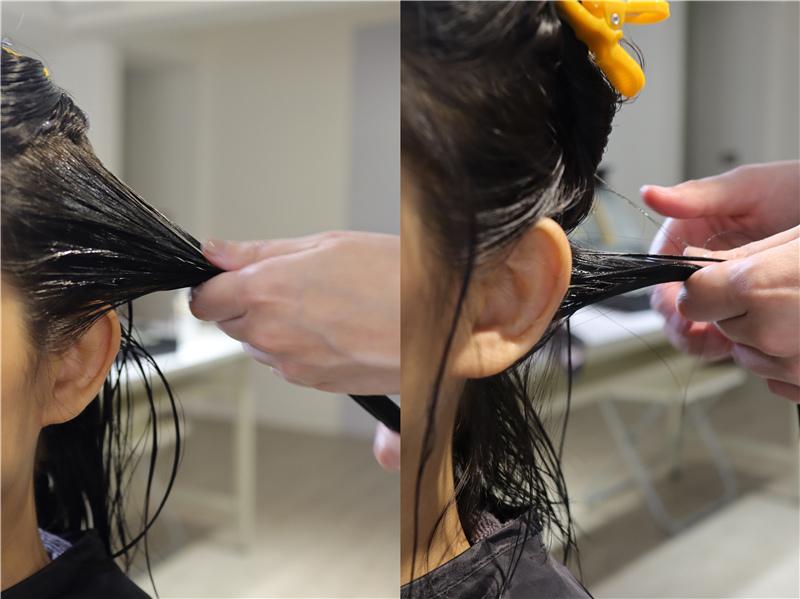 〖 頂級護髮療程 〗護一次抵兩次!西班牙品牌 Innovatis 奢華魚子菁華BTX頂級護髮療程真實心得 (15).JPG