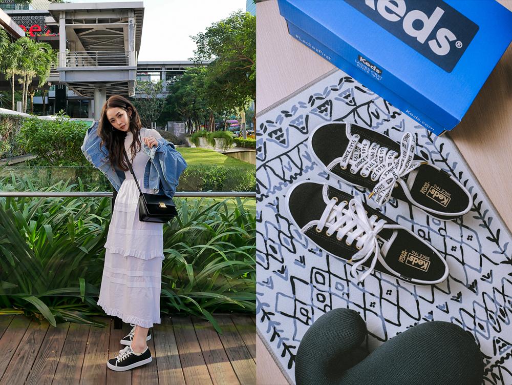 〖 穿搭 〗Keds 韓國設計師款 KICKSTART 1916 鞋帶帆布鞋 韓星都在穿|穿搭分享 封面.jpg