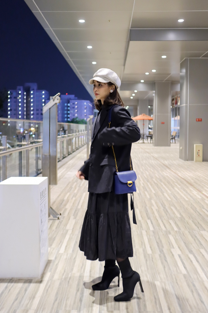 〖 穿搭 〗S%5CAIME 東京企劃 我的愛包分享|真皮仙鏡雙背帶馬鞍包|真皮 COCO MINI 撞色鍊條包|真皮雙釦式拉鍊中夾 (23).jpg