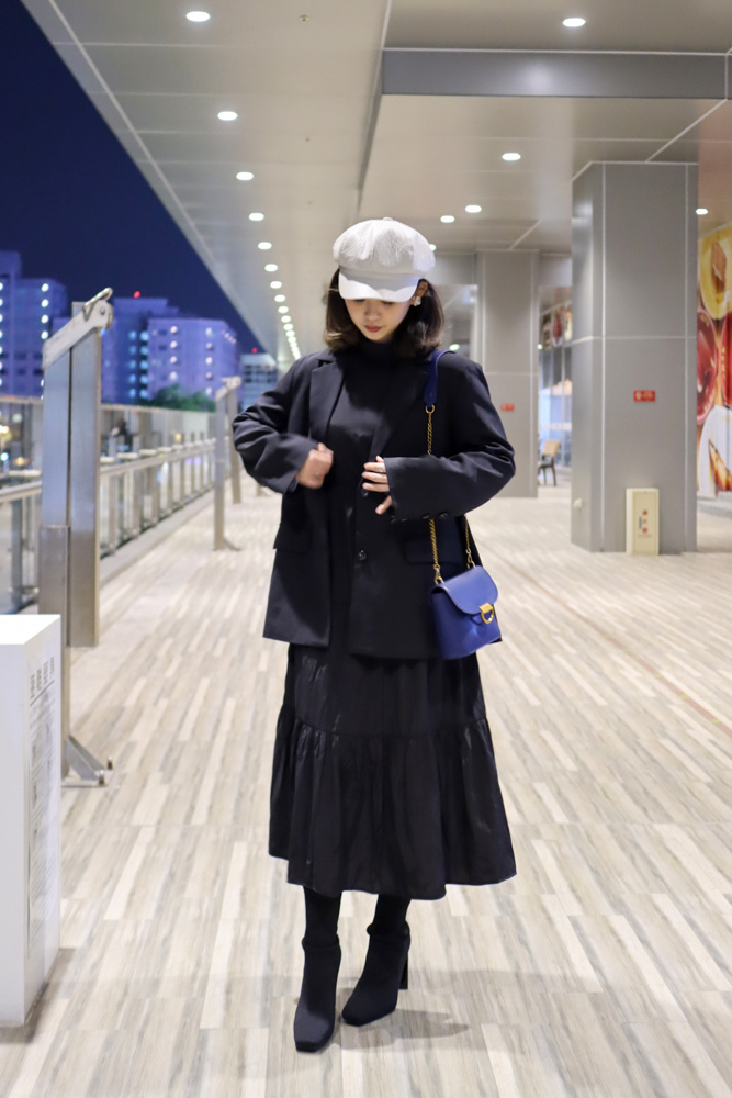 〖 穿搭 〗S%5CAIME 東京企劃 我的愛包分享|真皮仙鏡雙背帶馬鞍包|真皮 COCO MINI 撞色鍊條包|真皮雙釦式拉鍊中夾 (24).jpg