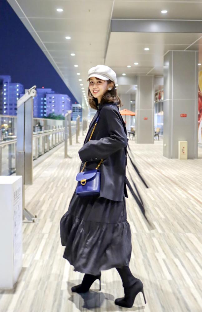 〖 穿搭 〗S%5CAIME 東京企劃 我的愛包分享|真皮仙鏡雙背帶馬鞍包|真皮 COCO MINI 撞色鍊條包|真皮雙釦式拉鍊中夾 (57).jpg