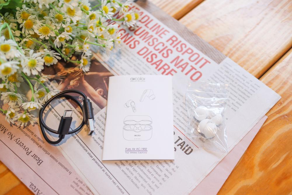 〖 耳機 〗aircolor Pure Air 真無線藍芽耳機 AC1902|溫潤珍珠光柔美外型!享受追劇音樂不延遲 (16).jpg