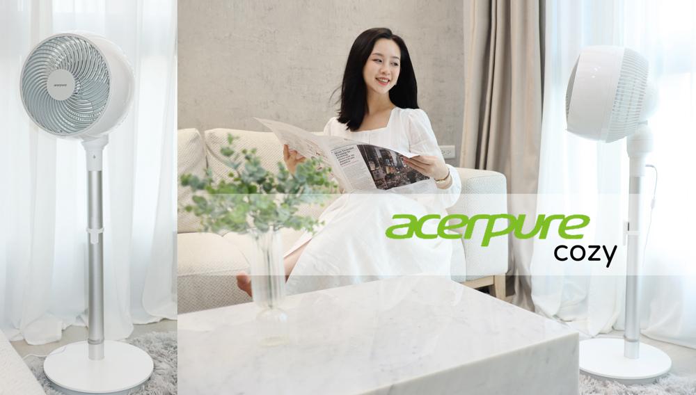 〖 家電 〗宏碁 Acer 新品牌 acerpure cozy DC節能空氣循環扇|防疫在家打造舒適圈開冷氣涼更快 (33).jpg