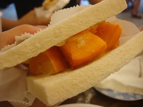 阿寶-南瓜吐司