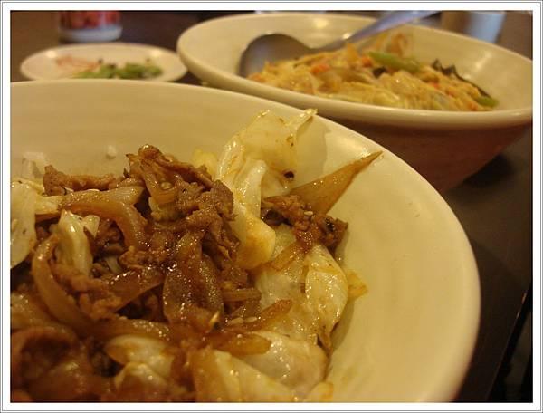 20110826林家食堂日式料理-燒肉丼&親子丼.JPG