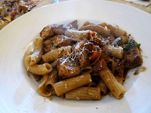 小義大利-筆管麵