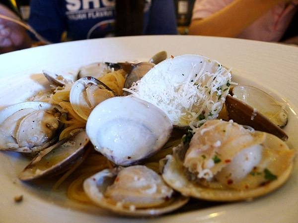 小義大利-白酒蛤蜊天使絲