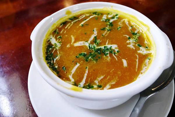 帕里歐-南瓜濃湯