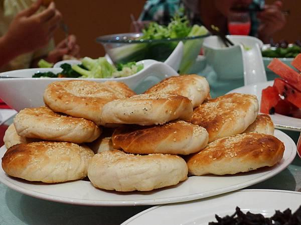 東阿阿膠上品宴-吊爐燒餅