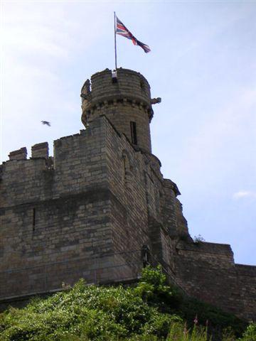 城堡瞭望塔