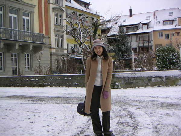 雪地上再來一張