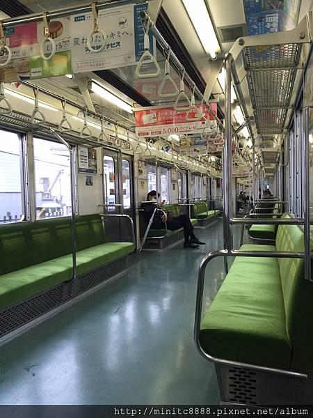 平常日的東武東上線