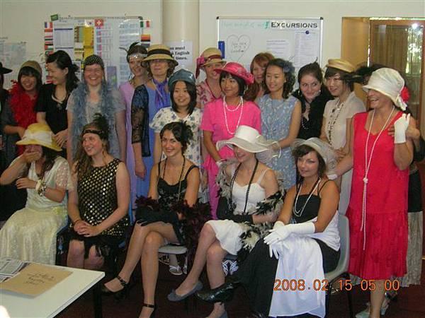 學校也有比賽-女子組