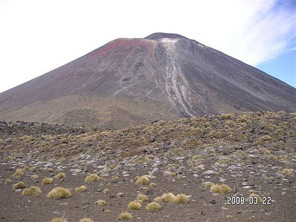 死火山~這邊好像也有另一條路線