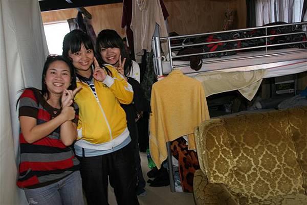 泰國人的宿舍