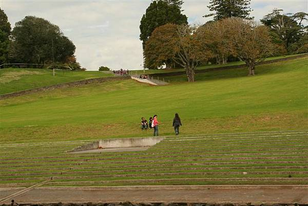 New Plymouth 某公園