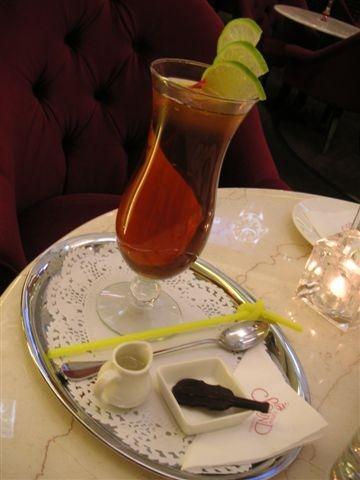 奧地利風味茶