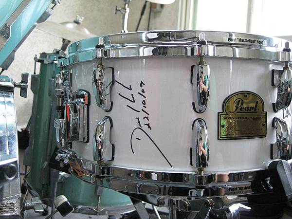 Dennis Chambers Signature Snare