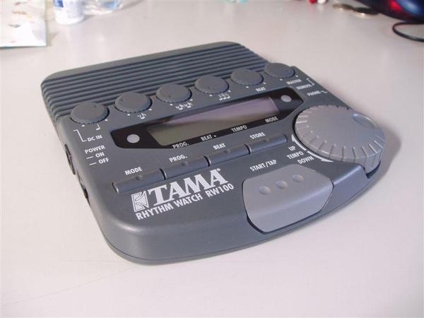 (已賣掉)節拍器__TAMA RW-100