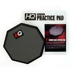 """打點板__HQ Real Feel Practice Pad 6"""""""