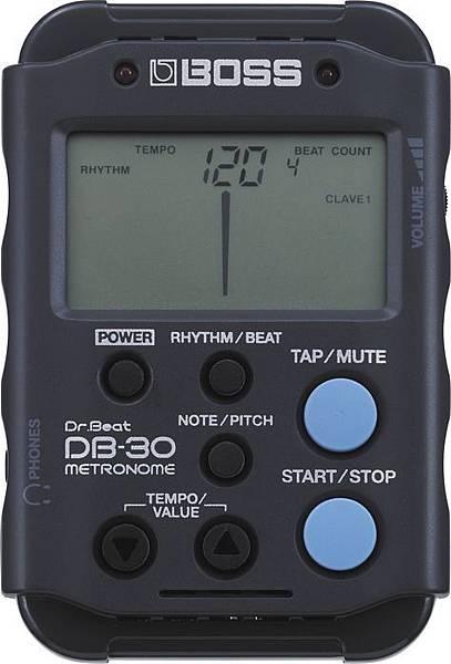 節拍器__BOSS DB-30