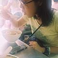 土魠魚粳當早餐 讚讚讚!