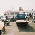 交通船 台北有公車 澎湖有交通船