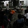 大哥秀了一段輪椅國標舞