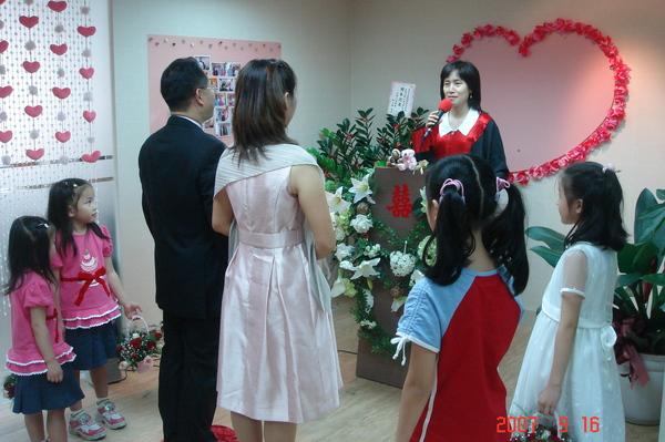 恭喜張律師VS李小姐結婚
