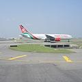 非洲驕傲 -- 肯亞航空飛機