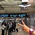 曼谷機場轉機