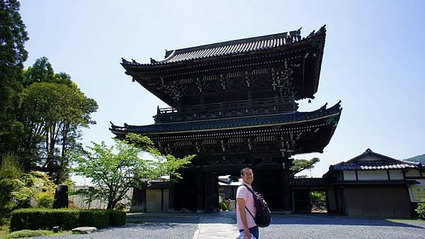 D3。嵐山清涼寺