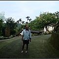 老人家的散步