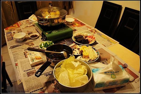 1224。平安夜大餐