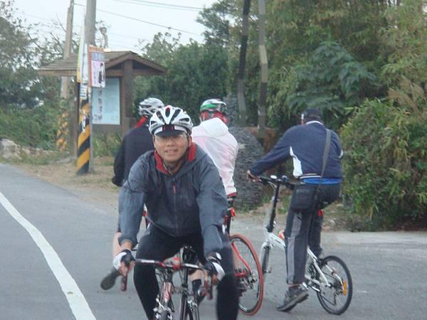 1210晨騎橄欖+好漢坡