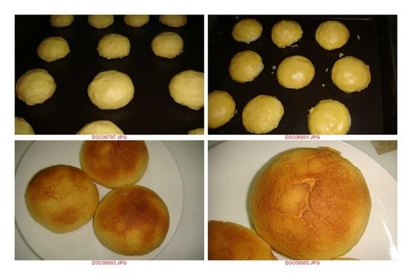 菠蘿麵包03