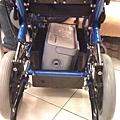 輪椅可放呼吸器
