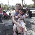 妍妍+妍媽