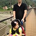 南庄 吊橋