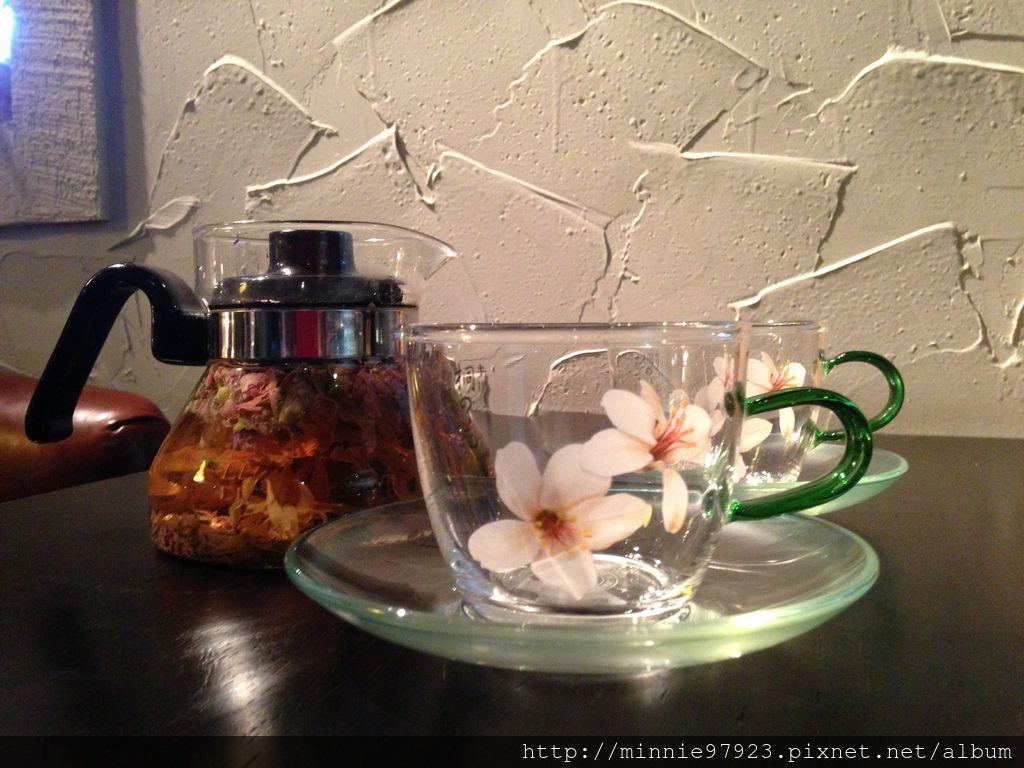 璞樸咖啡 DB有機茶 絲路