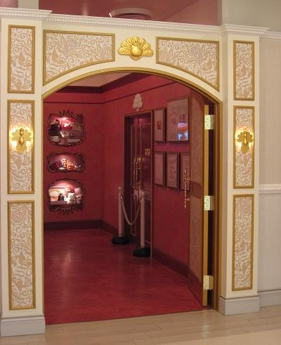 富麗堂皇的拱門