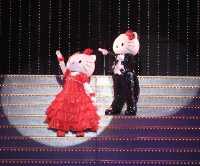 Kitty和Daniel的歌舞秀