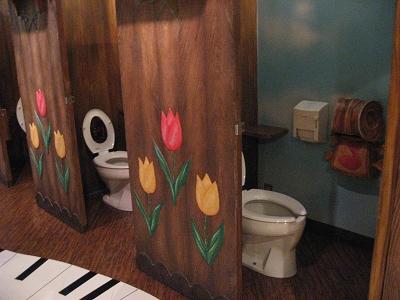 漂亮的女生廁所