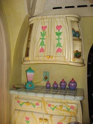 Minnie家的廚房
