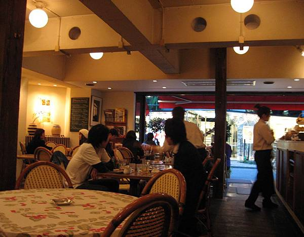 下午茶在 Madu Cafe